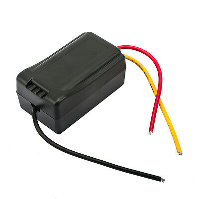 12V Car Truck Audio Power Filter Noise Eliminate Ground Loop Isolator Suppressor