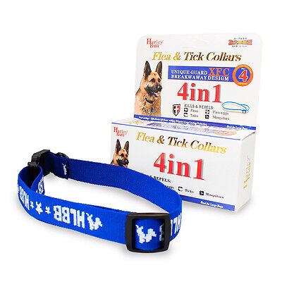 Flea and Tick Collar for Dogs and Cats - Flea Mosquito Pests Repellent for Pet