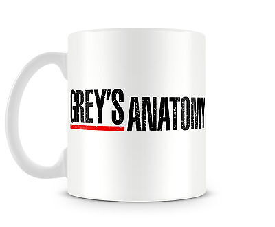 Tazza Mug GREY'S ANATOMY in ceramica accessori regalo