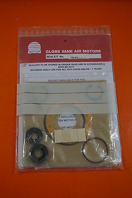 Seal Kit Sealkit BS 3574 Dichtungssatz Globe Vane Air Motors