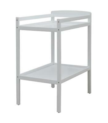 Childcare Bristol 2 Tier Change Table (White) Free Shipping!