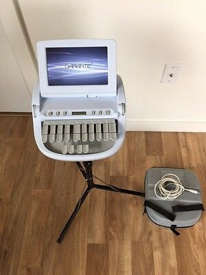 Stenograph Diamante Writer, Tripod, Extra Long USB cord and Hard Shell Case