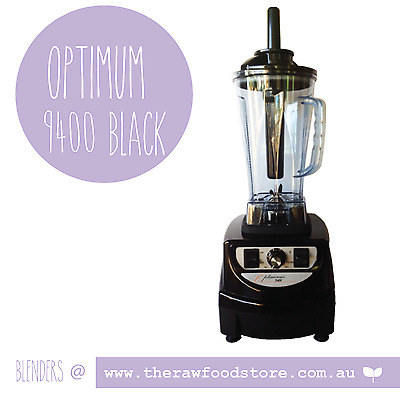 Optimum 9400 Blender in Black, Off white/Light Grey, Red ( Burgundy), Silver
