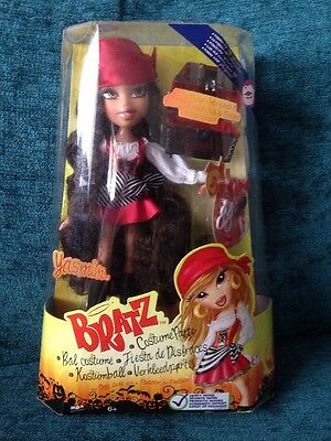 Bratz Costume Party Yasmin Pretty Pirate Rare Brand New Imported By Woolworths