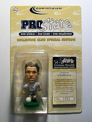 Prostars PORTUGAL (AWAY) RONALDO, PRO959 Collector Club Special Blister Pack