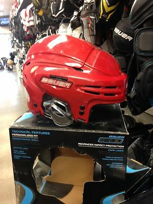 Bauer 9900 helmet large red NEW!!!