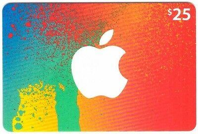 Canadian iTunes Card $25: Certificate iTune Canada App Store Fast Delivery SHIP