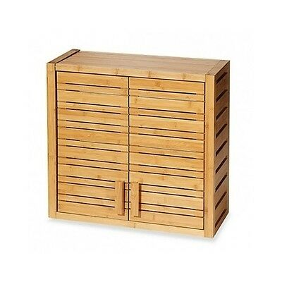 bamboo over toilet storage bathroom wall cabinet space saver storage shelves