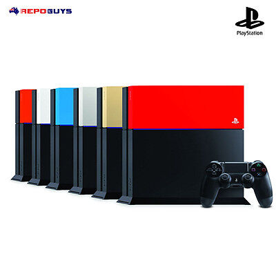 Ps4 Sony Genuine Playstation 4 Custom Faceplate HDD Case Top Cover