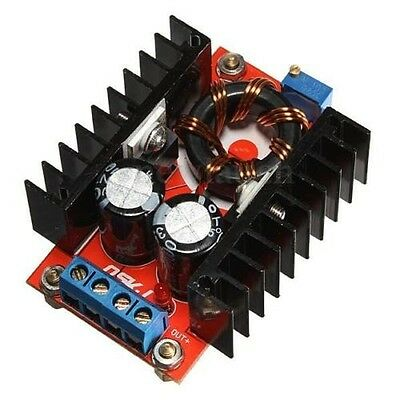 DC-DC Boost Board 10-32V in - 12-35V out 6A Step Up Power Module NEW