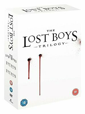 The Lost Boys 1-3 [DVD] - DVD  JIVG The Cheap Fast Free Post