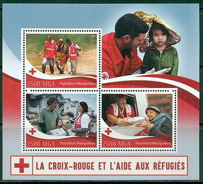 Madagascar-2017-red cross 3val
