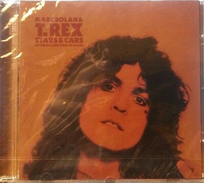 Marc Bolan T. REX Stars & Cars  FACTORY SEALED!! 1997 Import GLAM Rarities