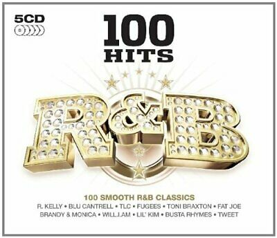 Various Artists - 100 Hits - R&B - Various Artists CD HSVG The Cheap Fast Free