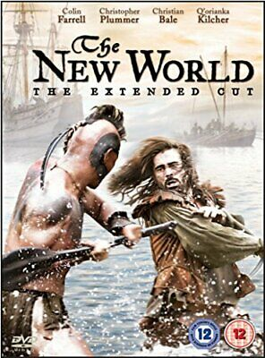 The New World: Extended Cut [DVD] - DVD  KYVG The Cheap Fast Free Post