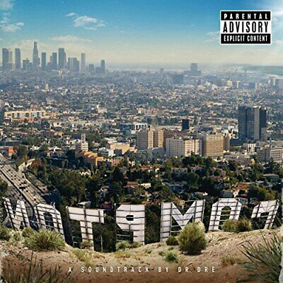 Dr. Dre - Compton - Dr. Dre CD DOVG The Cheap Fast Free Post The Cheap Fast Free