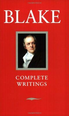 Blake Complete Writings: With variant readings (O... by Blake, William Paperback