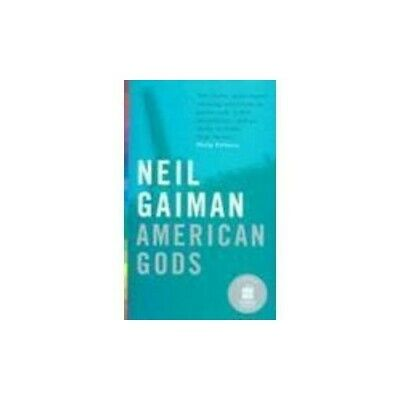 American Gods (20-20 Special Edition) by Gaiman, Neil Paperback Book The Cheap