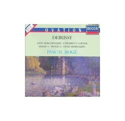 Pascal Rog� - Debussy: Suite bergamasque - Pascal Roge CD D7VG The Cheap Fast
