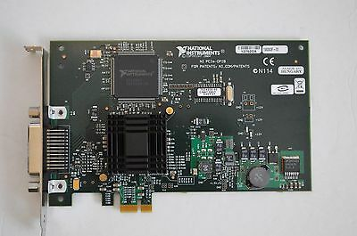 National Instruments NI PCIe-GPIB Card Acquisition card