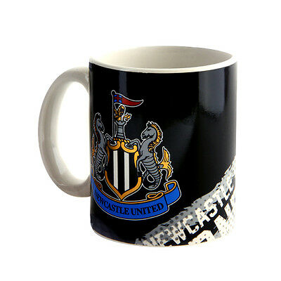 Newcastle United Official Football Team Impact Design Ceramic Mug Cup Tea Coffee