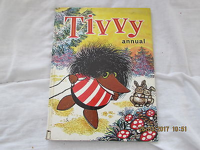 The   Tivvy   Annual   1967  Good For  Age