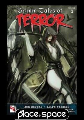 Grimm Fairy Tales Tales Of Terror Vol 01 - Hardcover