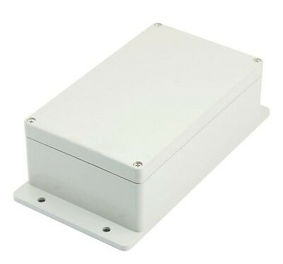 Waterproof Cable Connect Power Project Case Junction Box Panel Electrical White
