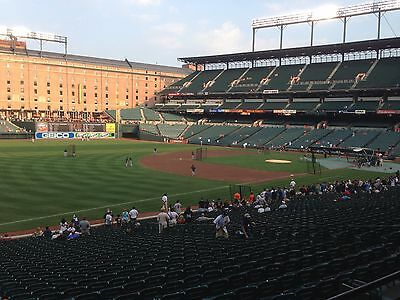 2 Baltimore Orioles vs Toronto Blue Jays tickets April 3 2017 Opening day