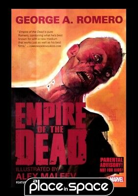 George Romeros Empire Of Dead Act One - Softcover