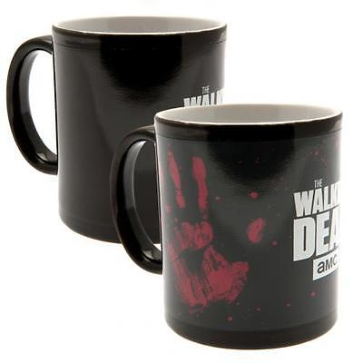 The Walking Dead Heat Changing Mug Official Merchandise