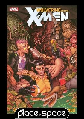 Wolverine And X-Men By Jason Aaron Prem Vol 02 - Hardcover