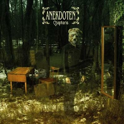 Anekdoten - Chapters [Digipak] * New Cd