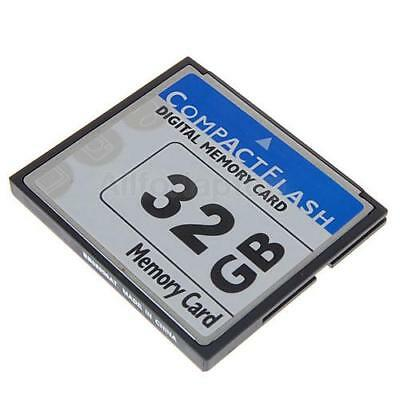 32GB Digital CF Speicherkarte Karte Memory Card für Kamera Handy GPS MP3 PDA