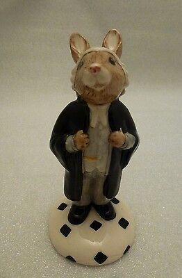 Royal Doulton  Lawyer  Bunnykins DB 214 Club Membership Exclusive