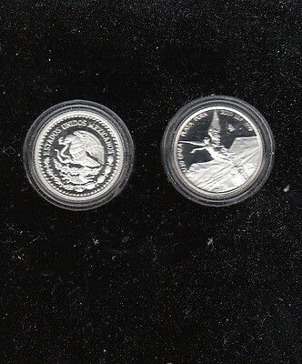 2013 Mexican Silver Libertad Coin 1/20 oz. 999   PROOF  Bullion