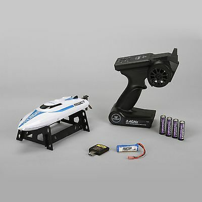 Pro Boat React™ 9 Self-Righting Brushed Deep-V Radio Control RTR PRB08023 HH