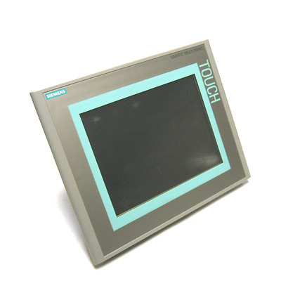 Siemens 6Av6 643-0Cd01-1Ax1 Operator Interface 10Inch Touchscreen
