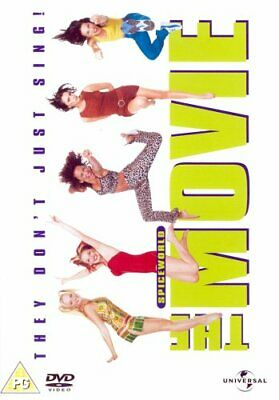 Spiceworld - The Movie [DVD] - DVD  C0VG The Cheap Fast Free Post