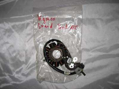 Kymco Grand Dink 125, Alternator, Stator, Ignition, Generator