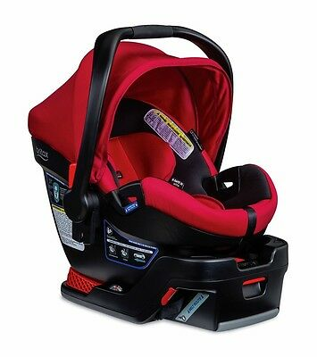 NEW SEALED Britax B-Safe 35 Elite Infant Car Seat, Red Pepper. FREE SHIPPING