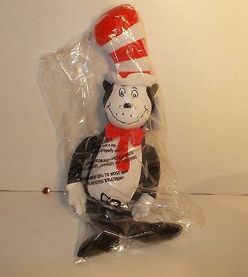 Kohs Cares Dr Seuss Cat in the Hat Plush Toy NWT