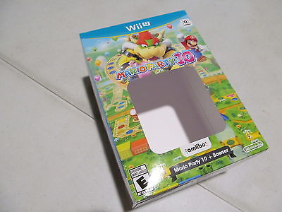 Replacement Empty Box Only For Mario Party 10 Bowser