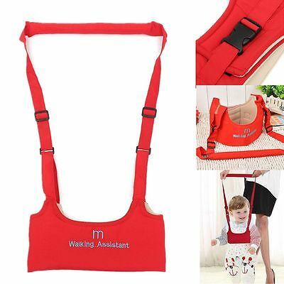 Baby Toddler Walking Learning Assistant Walker Wings Walk Safety Reins Harness