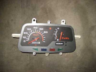 Suzuki 50, 80, Tacho, Cockpit, Instrument Cluster, Fittings, Instruments