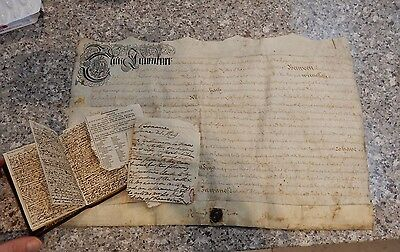 ANDREW LAWSON 1829 COPIOUS DIARY + FAMILY INDENTURE HISTORY DISCOVER Aldborough