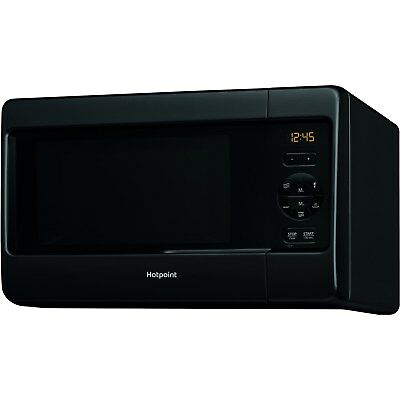 Hotpoint MWH2422MB 24L 750W Freestanding Microwave with Grill in Black MWH2422MB