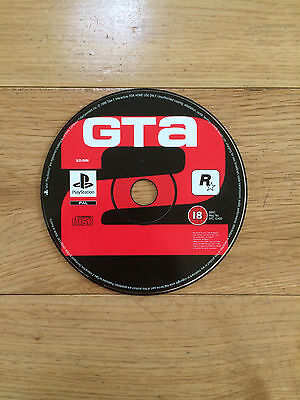 Grand Theft Auto 2 (GTA) for PS1 *Disc Only*