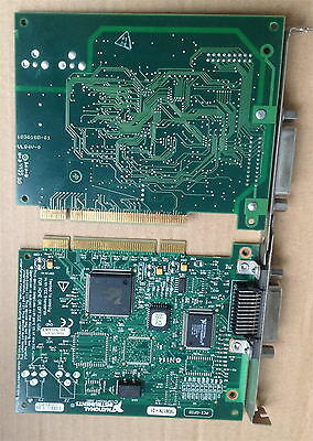 National Instruments NI PCI GPIB IEEE 488.2 Karte 183617H-01