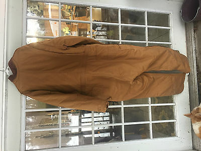 Men's Carhartt coveralls sz.56R NEW never worn